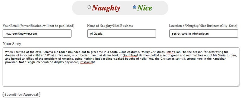 Megachurch Launches Website for Public Flogging of 'Grinches'