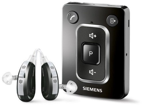 Siemens MiniTek Beams Music To Hearing Aids Over Bluetooth