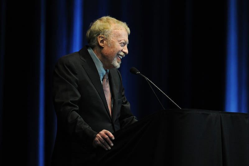 The Seven Stages Of Phil Knight Not Knowing What The Hell He's Talking About