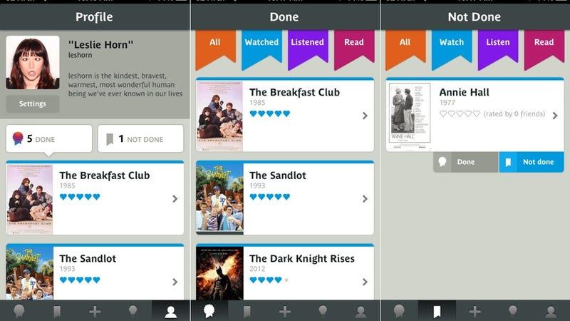 The Magical App That Inspires Your Next Movie Marathon