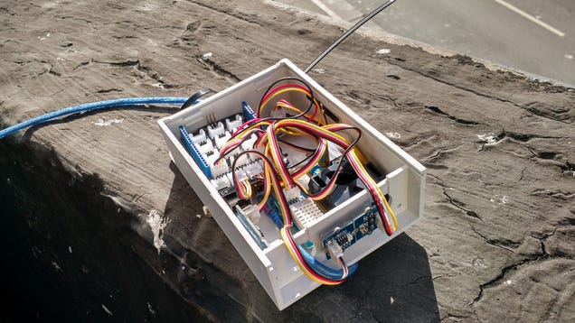 The Guerrilla Movement To Deploy Sensors All Over Your City