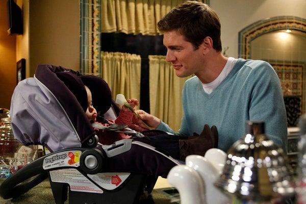 "Chuck Episode 8 ""Chuck vs The Baby"" promo pics"