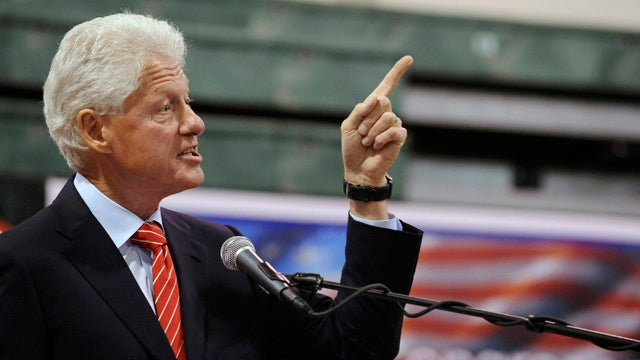 Bill Clinton Only Sent Two Emails as President