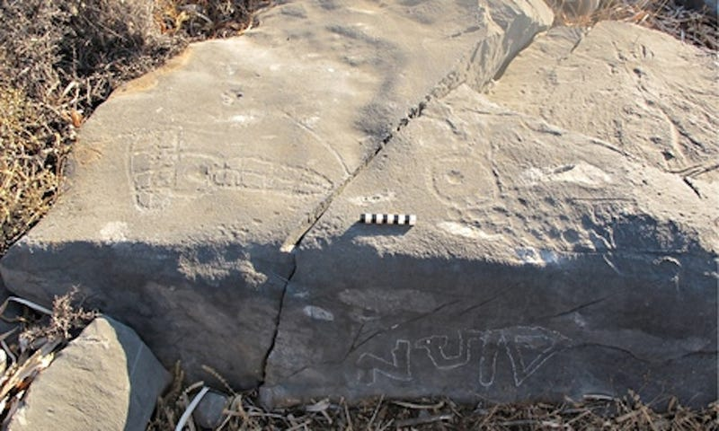 World's Oldest Dick Graffiti Found On Grecian Island