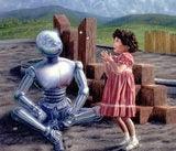 "Meet The Young, Frisky Susan Calvin, In ""I, Robot"" Prequel Trilogy"