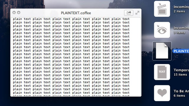 QLStephen Makes Any Plain Text File QuickLook-Able in the OS X Finder