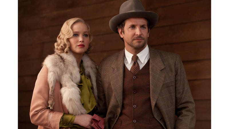 First Look: Jennifer Lawrence and Bradley Cooper Are Depression-Era Divine in Serena