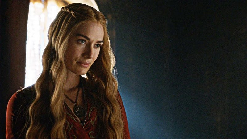 Calm Down, You'll Be Able to See Cersei Lannister's Breasts After All
