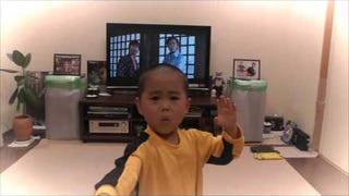 5-Year-Old Bruce Lee Fan is Perfect at Nunchucks and Acting and Life