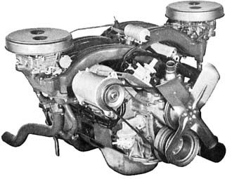 Engine Of The Day: Chrysler B V8