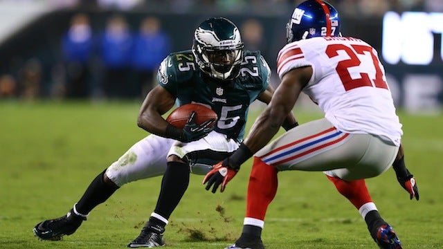 LeSean McCoy Used To Say His Last Name While Juking People In Practice