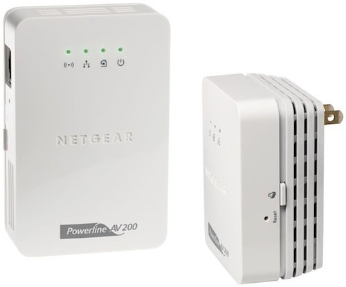Netgear Debuts First Powerline Wireless N Extender
