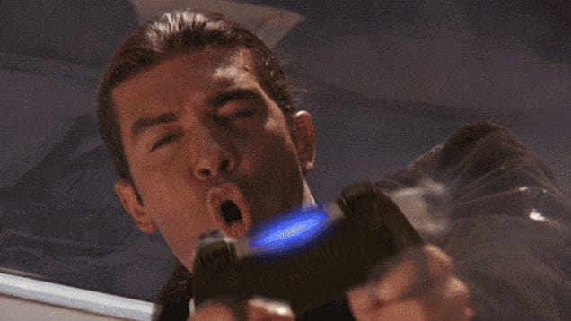 Antonio Banderas Hijacks The PS4 Launch With Glorious GIFs
