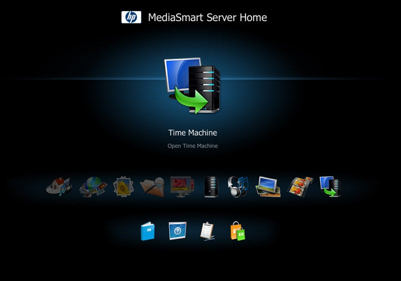 HP MediaSmart EX495 Windows Home Server Review (Better Time Machine Support!)