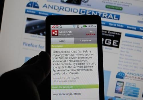 Now Available: Adobe AIR for Android