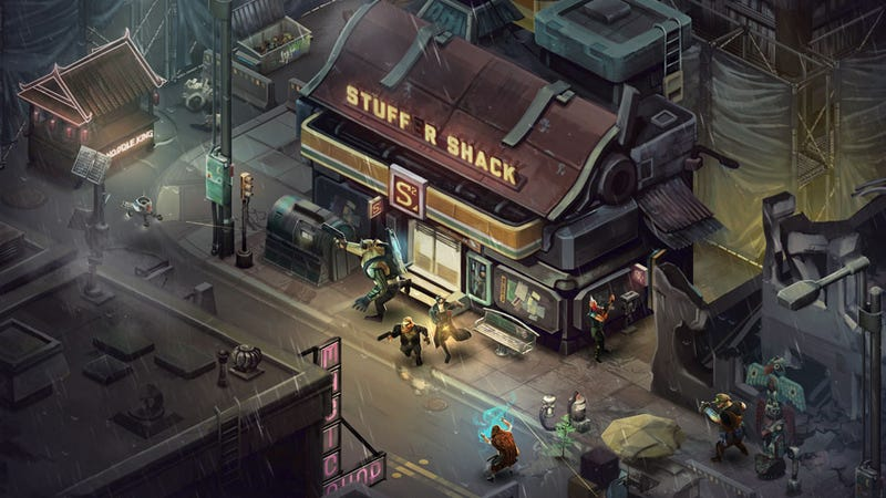 The DRM-Free Version Of Shadowrun Returns Sounds Kinda Lame