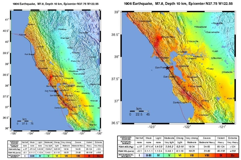 108 Years Since the Great Quake