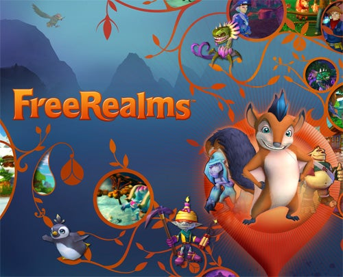Free Realms Does The Mac, What About The PlayStation 3?