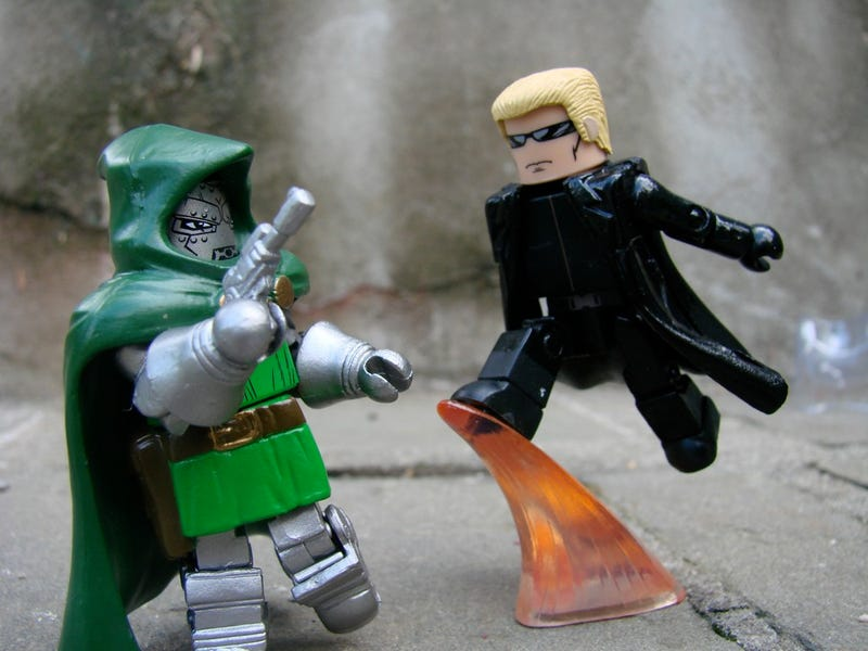 The Tiny God of Thunder Vs. the Mini Dog of Creation