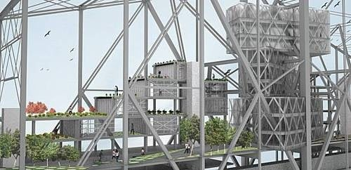 Architects Plan Housing For Abandoned Stretch of Bay Bridge