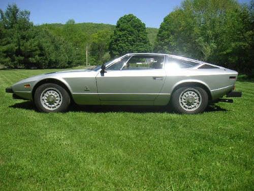 Maserati Khamsin Blows in For $36,500
