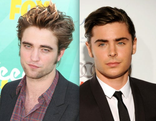 Be Still, One Thousand Teenage Hearts: Are Rob Pattinson and Zac Efron in Love?
