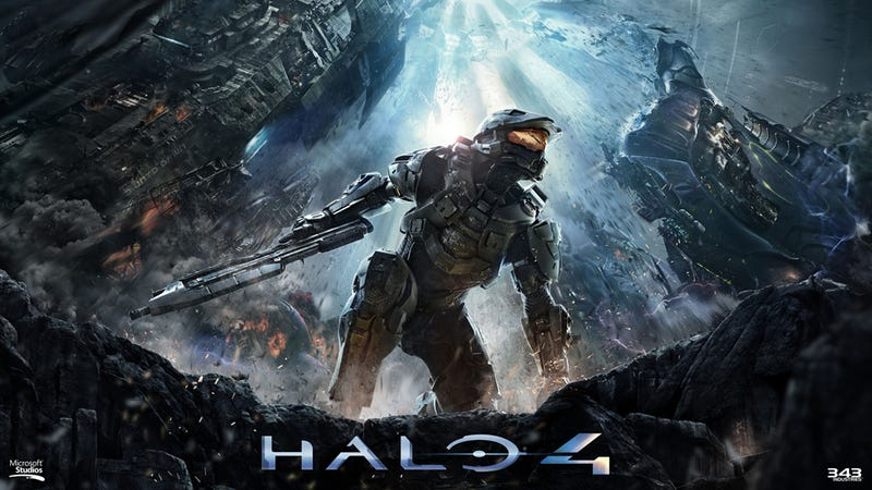 How Halo 4 Is Now Pissing Off Rabid Japanese Fans
