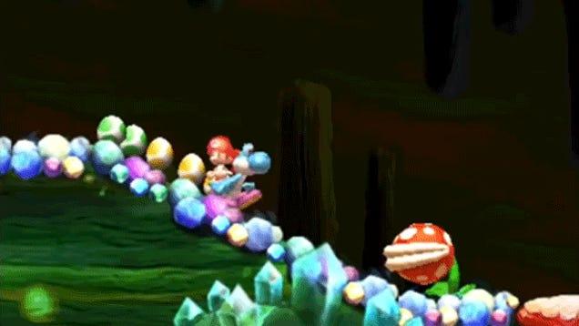 Yoshi's New Island: The Kotaku Review