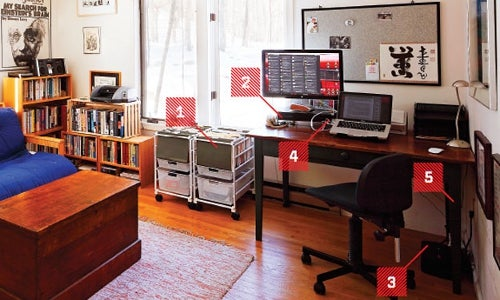 The Rural Office Makeover of a Wired Writer