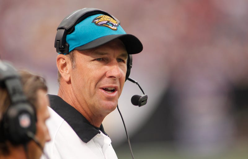 The Jaguars Have Fired Mike Mularkey