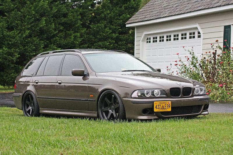 The most Jalop BMW ever is not an M3 or M5, it's a 528i