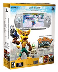 Sony Drop Kicks PSP-3000's 4GB Entertainment Pack