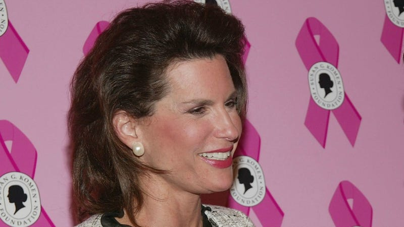 Nancy Brinker Leadership Change Probably Won't Do Much To Improve Komen's Reputation