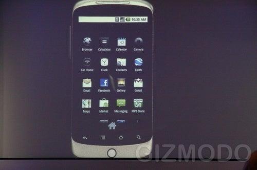 Google Nexus One Liveblog Archive