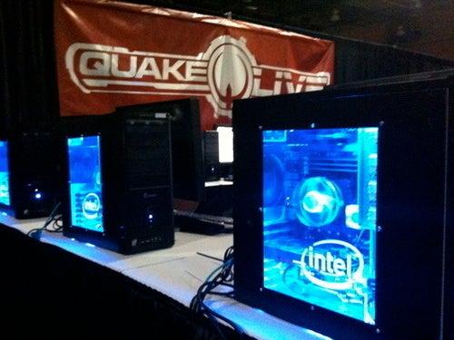 The John Carmack Keynote: Liveblogging QuakeCon
