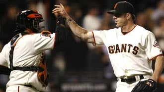 Giants Win Three Straight? That's Unpossible!