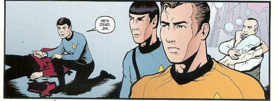 Cryptic Considering a More 'Meaningful' Death Penalty for Star Trek Online?