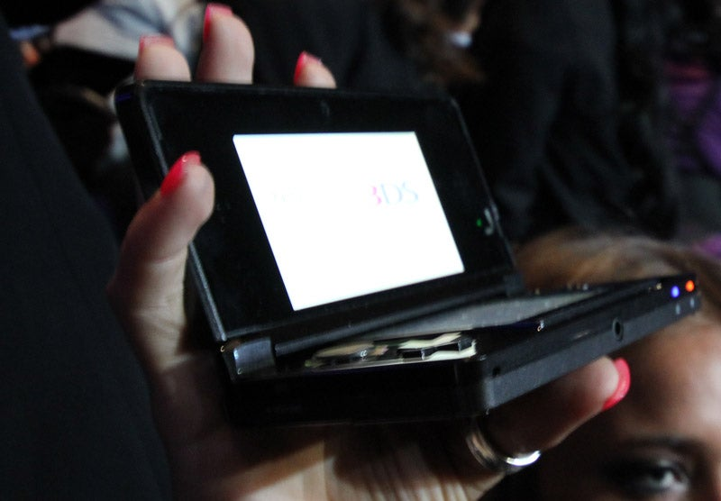 First Hands On: Nintendo 3DS