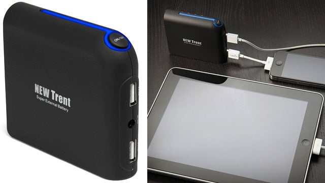 High Capacity Backup Battery Will Keep You Powered For a Week