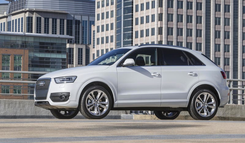 2015 Audi Q3: This Is It