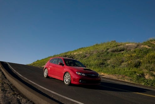 Leaked Memo Claims 2009 Subaru Impreza WRX To Get 265 HP, New GT Level Model