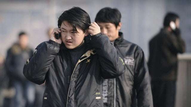 China Wants to Track Its Citizens By Tapping Into Their Cell Phones