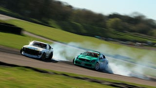 British Drift Championship: Lots of Oppo