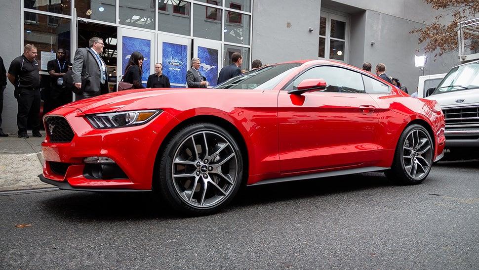 New Mustang Design  Jalopnik