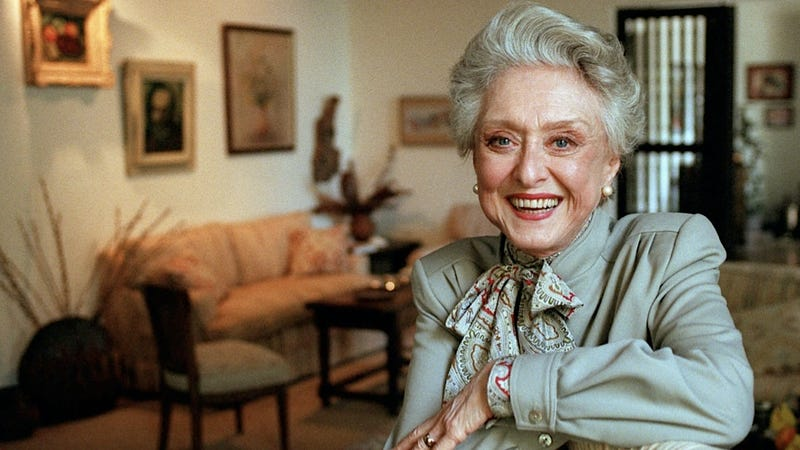 Broadway Star and Oscar-Winner Celeste Holm Dies at 95