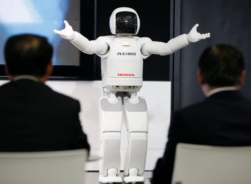 Robots Have Taken All the Good Jobs, Report Economists