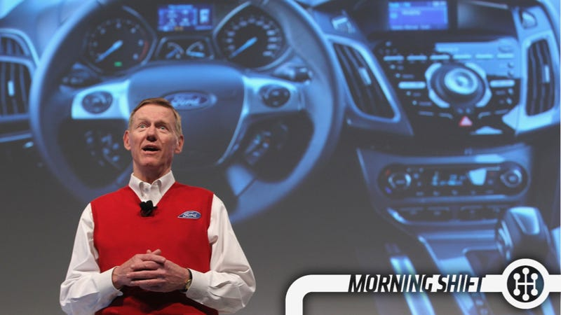 Why Ford Is Smart To Drop Microsoft For Blackberry In Its Cars