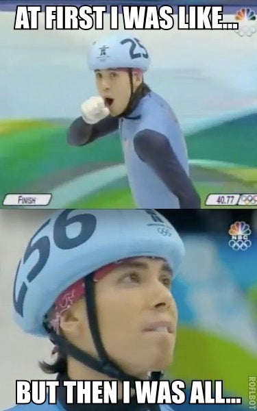 Oh, No! Apolo Disqualified in Controversial Olympic Decision (VIDEO)