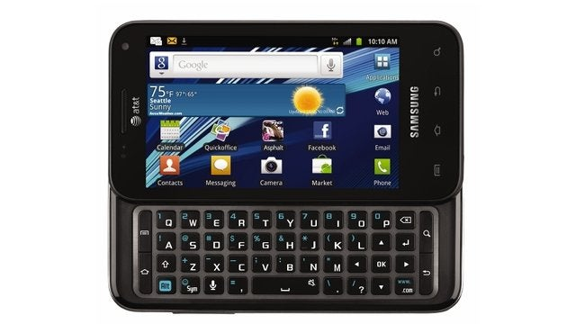 AT&T's New Android Phones: From Awesome (Motorola Atrix 2) to Weird (Samsung DoubleTime)