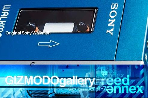 At Gizmodo Gallery: The Original Sony Walkman